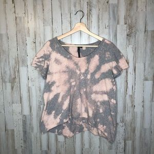 👗3/$15 xl tie dyed/bleach dyed T-shirt